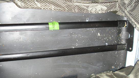 JFK Handrail Cocaine Lead