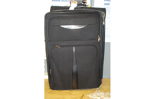 JFK Suitcase Cocaine