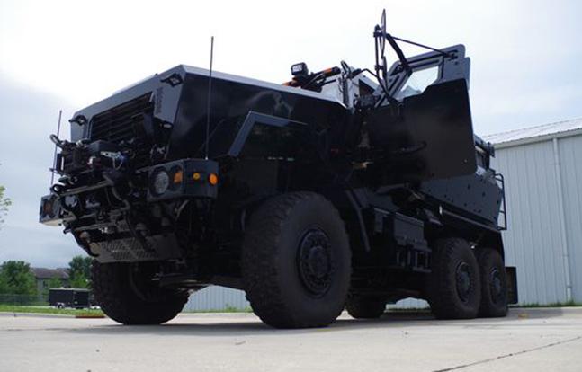 Johnson County MRAP