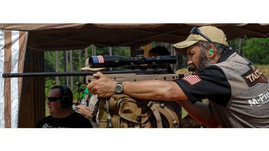 Jon Lester Team Bushnell Tactical