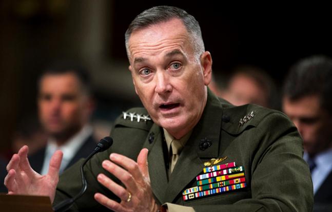 Marine Gen. Joseph Dunford