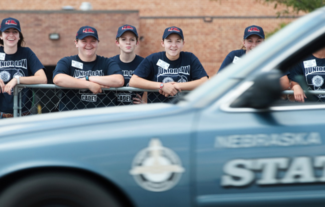 Junior Law Cadets Academy