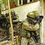 JWK Polish Commandos breaching