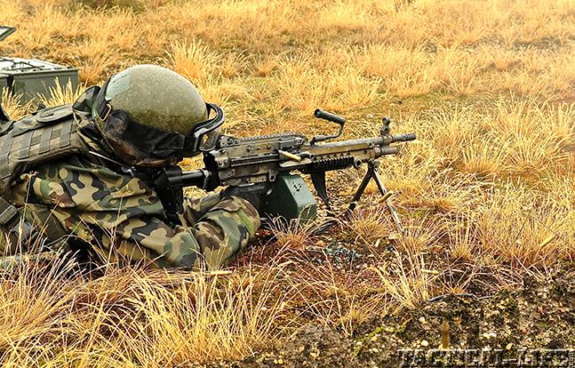 JWK Polish Commandos m249