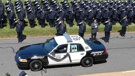 law enforcement death