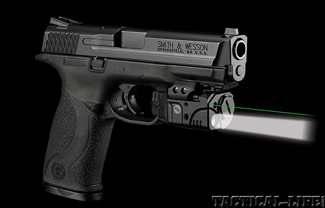 Lights and Lasers S&W
