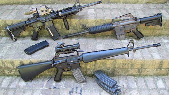 M16 Evolution Lead