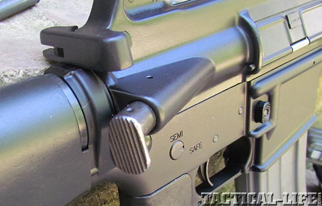 M16 Evolution Closeup