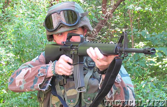 M16 Evolution Military Aim
