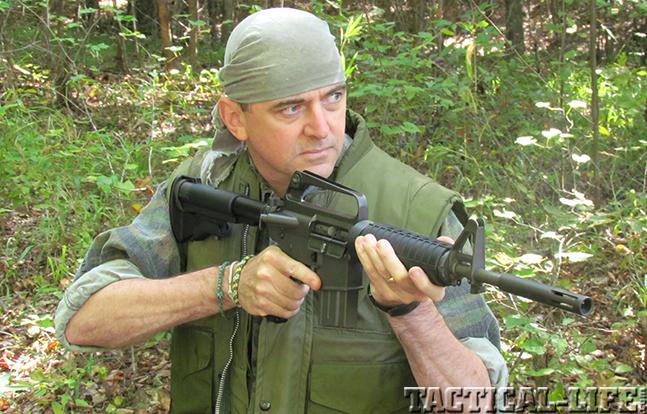 M16 Evolution Raise