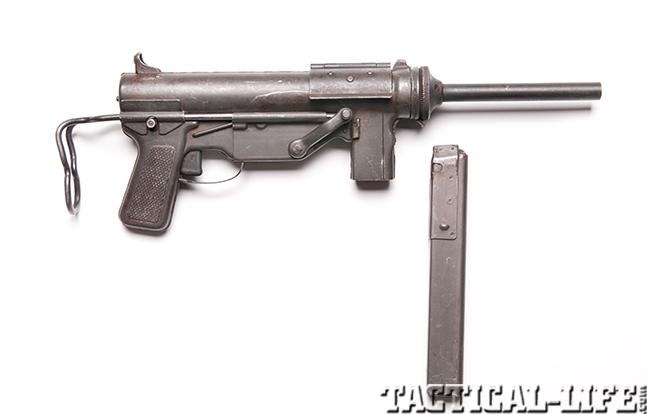 M3 Grease Gun right