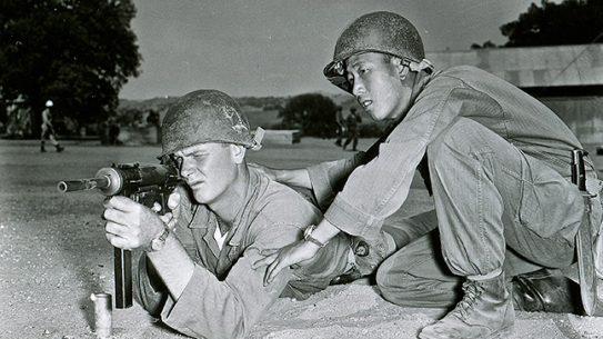 M3 Grease Gun retro training