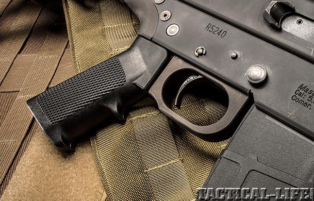 Masterpiece Arms MPAR556 grip