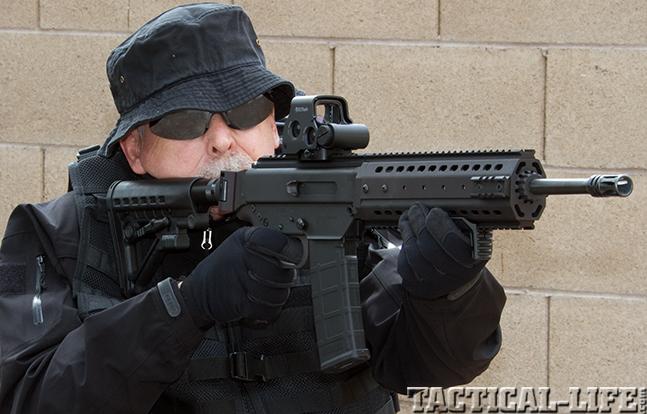 Masterpiece Arms MPAR556 lead