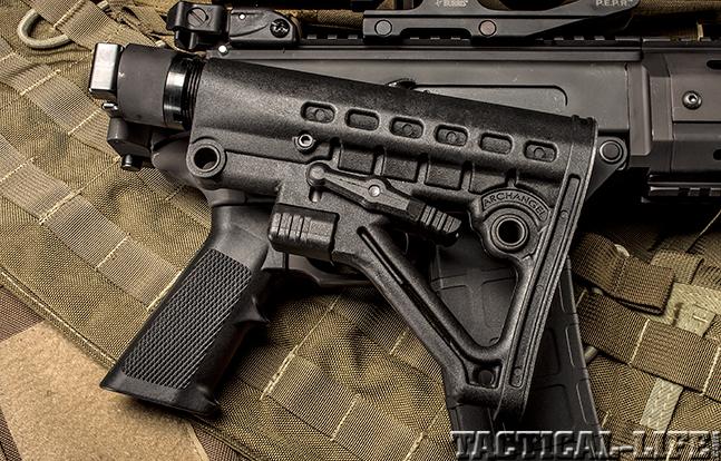 Masterpiece Arms MPAR556 stock
