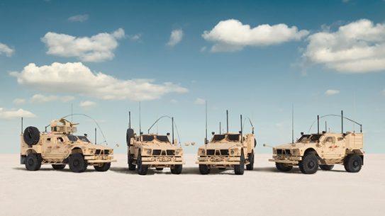 Oshkosh Defense M-ATV