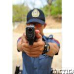 Philippine National Police aim