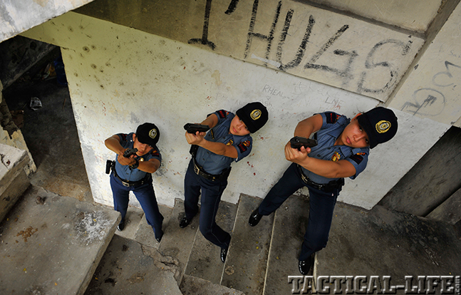 Philippine National Police lead