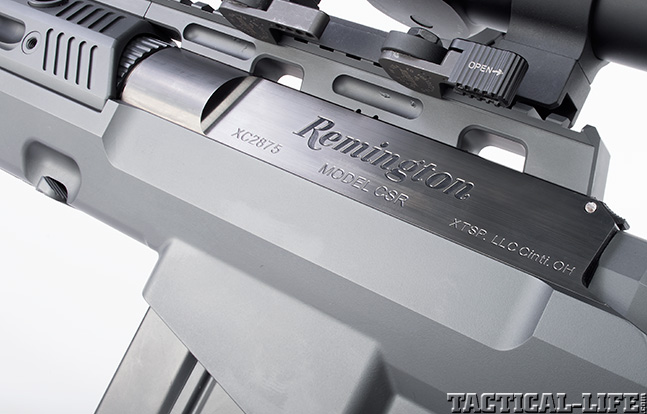 Remington CSR side