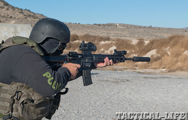 Rock River Arms Operator III field