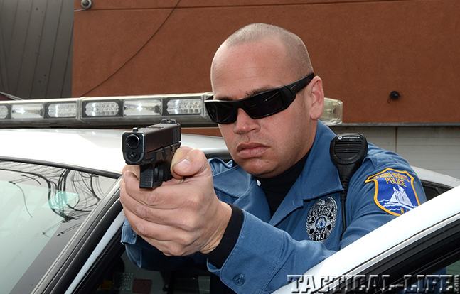 Seaside Heights Police Department officer