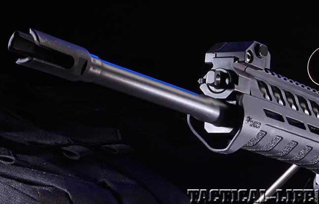 Sig Sauer SIG556xi muzzle feature