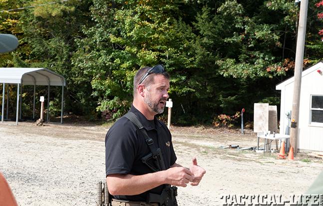Sig Sauer Academy instructor