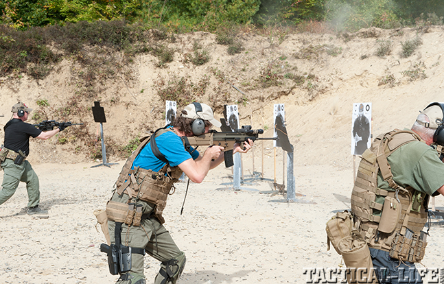 Sig Sauer Academy moving and shooting