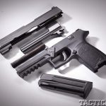 Sig Sauer P320 disassembly