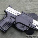 "Springfield Armory 4.0"" XD-S 9mm pistol holster"