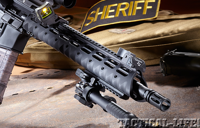 Stag Arms Model 3T-M rifle forend modular