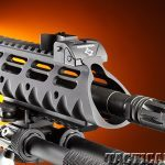 Stag Arms Model 3T-M rifle muzzle
