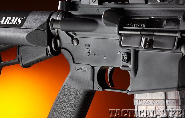 Stag Arms Model 3T-M rifle receiver right