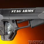 Stag Arms Model 3T-M rifle stock