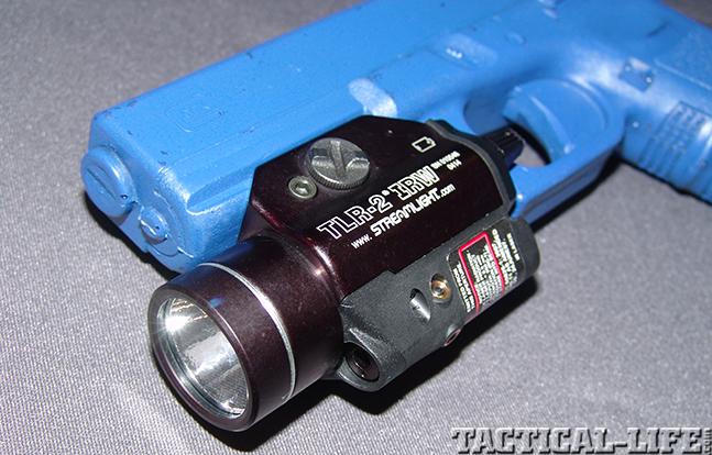 Streamlight TSR-2 IRW lead