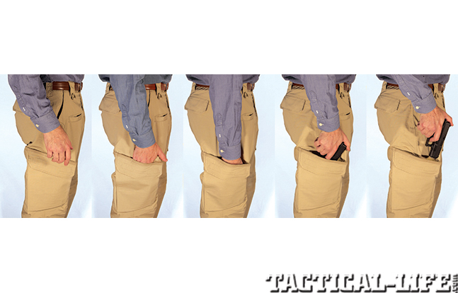STRYKR Covert Carry Pants multiple