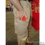 STRYKR Covert Carry Pants pocket