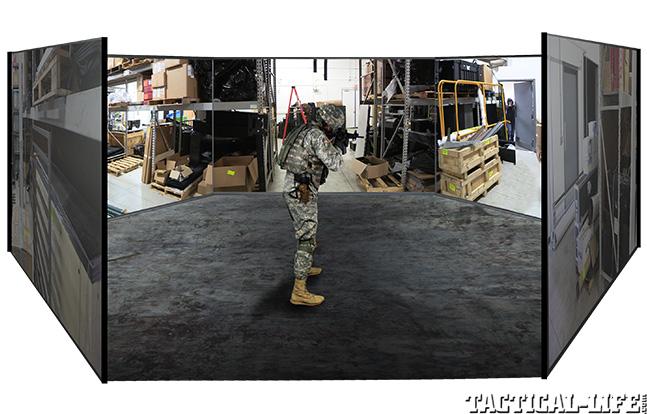 Training Simulators MILO Theater
