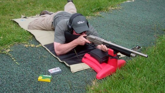TriStar Cobra Marine Tactical 12-gauge shotgun