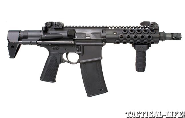 Troy Battlemags firearm