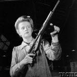 UK 9mm STEN factory