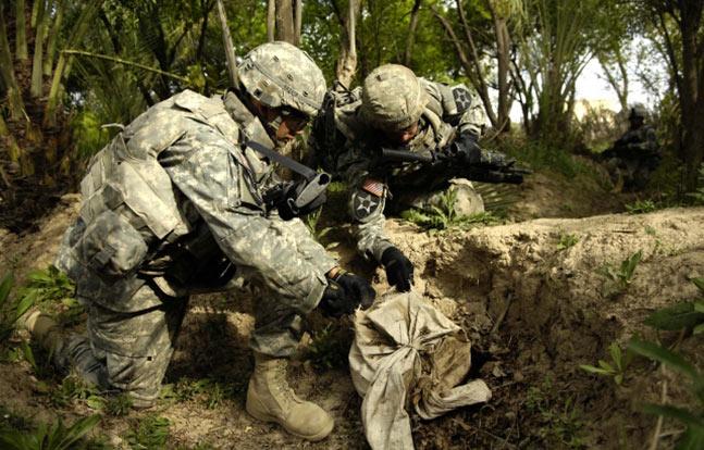 U.S. Army jungle radio