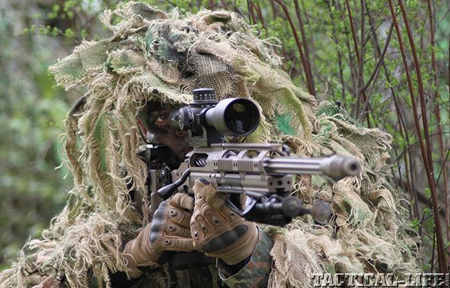 VOERE sniper field