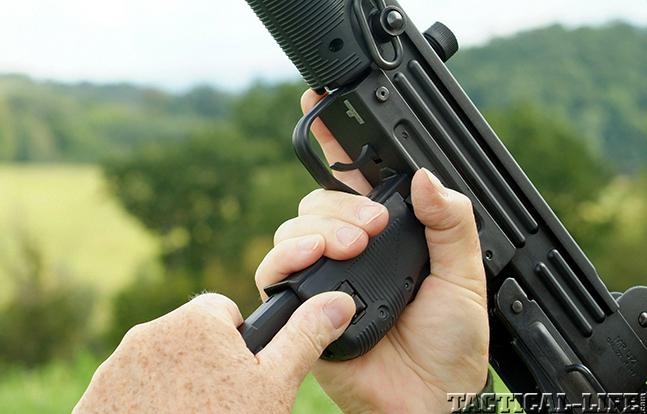 Walther Uzi .22 Rifle load
