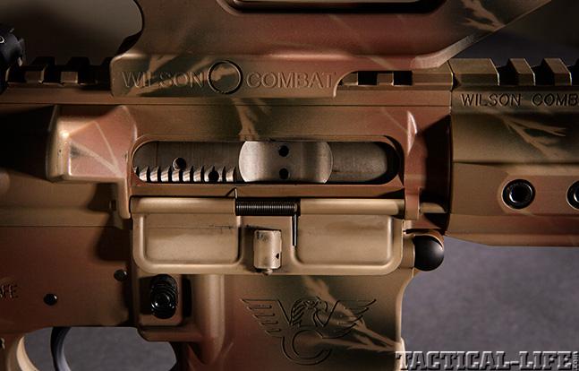 Wilson Combat Paul Howe Tactical Carbine ejection port