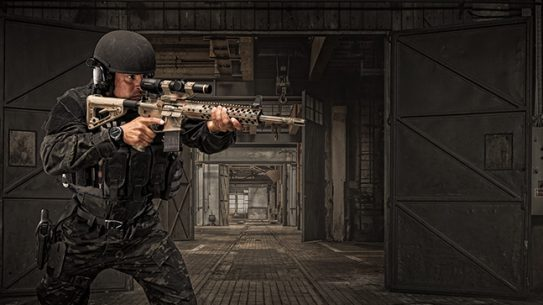Wilson Combat Paul Howe Tactical Carbine lead swat