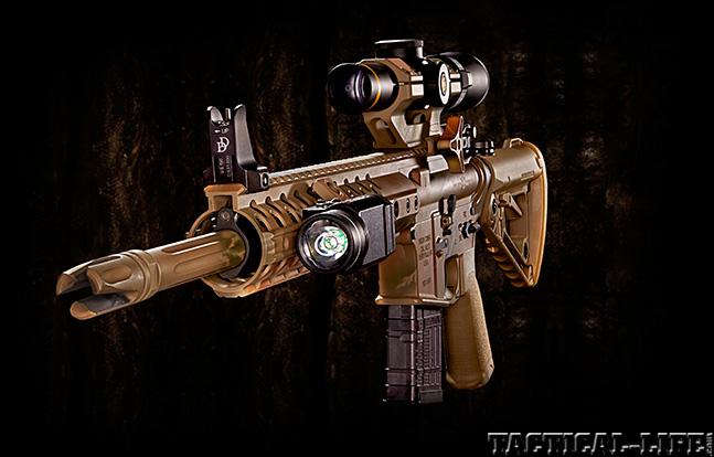 Wilson Combat Paul Howe Tactical Carbine solo left