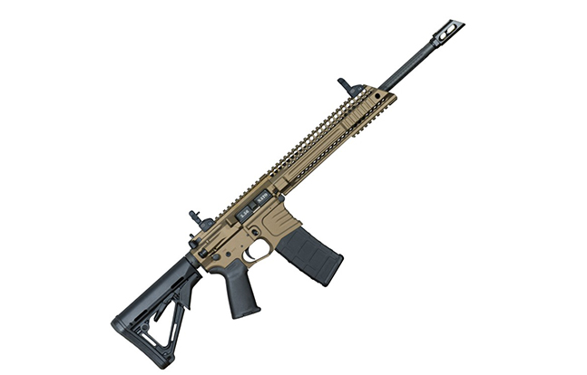 Yankee Hill Machine Billet Model 57 Carbine Burnt Bronze