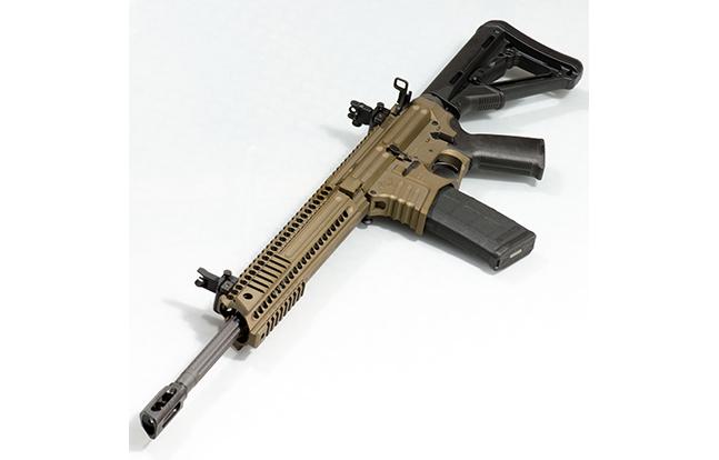 Yankee Hill Machine Billet Model 57 Carbine burnt bronze pointed