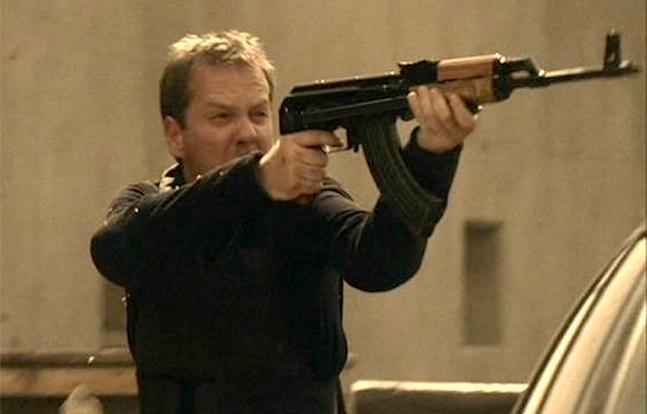 24 Hollywood AK-47